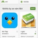 Android pro začátečníky – Google Play (8)