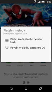 Android pro začátečníky - Google Play O2