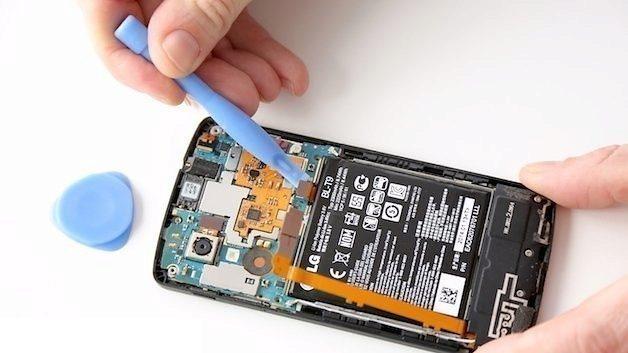 Android pro začátečníky - baterie
