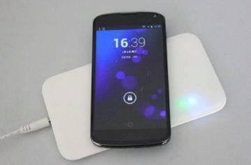 Android pro začátečníky – qi nabíječka