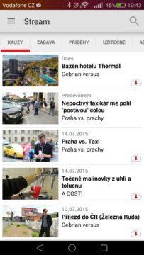 Aplikace Stream.cz - offline (1)