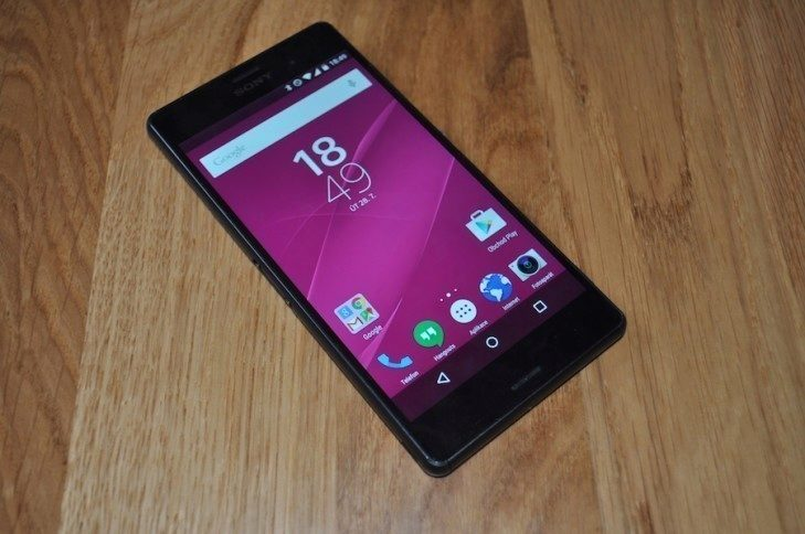 Testovací ROM s novým prostředím Sony Concept for Android