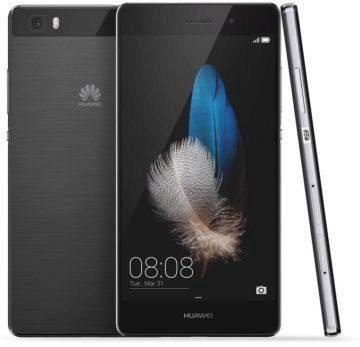 Huawei P8 Lite černá
