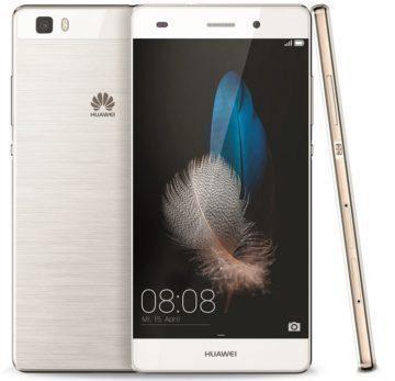 Huawei P8 Lite bíla