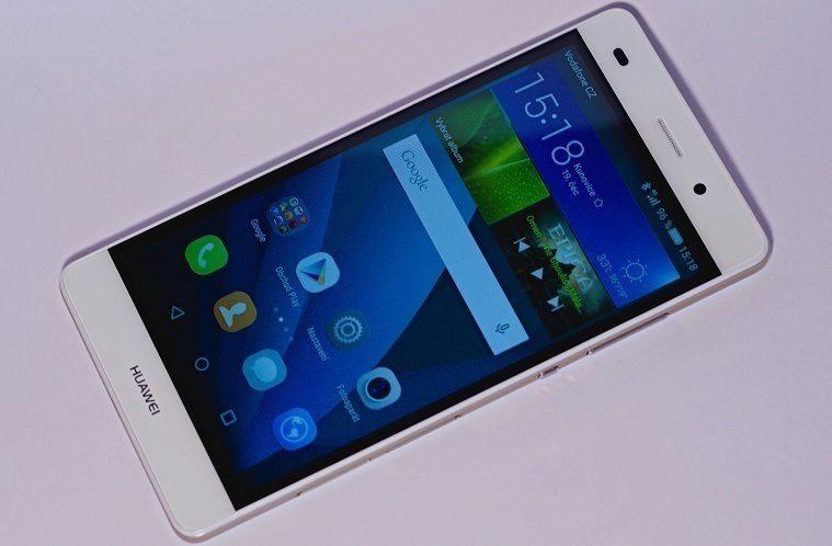 Huawei P8 Lite titul