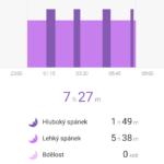 Huawei Talkband B2 – Huawei wear, kvalita spánku