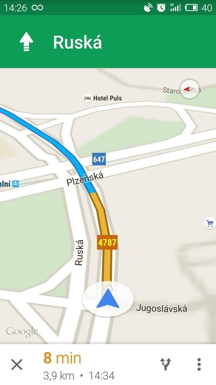 Meizu M2 Note - GPS