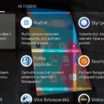 Sony Xperia Z3+ – režimy focení