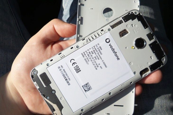 Vodafone Smart Prime 6 baterie