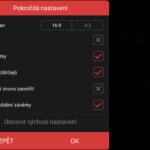 Vodafone Smart Prime 6 fotoaplikace nastavení 2