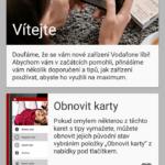 Vodafone Smart Prime 6 přiručka