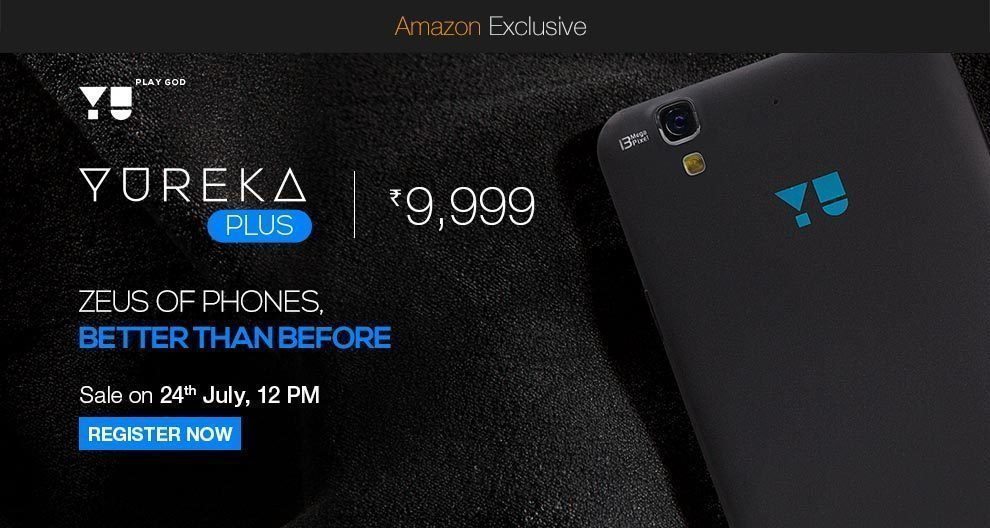 Yu Yureka Plus: Cyanogen OS 12 a 1080p displej pro Indii za 4000 Kč