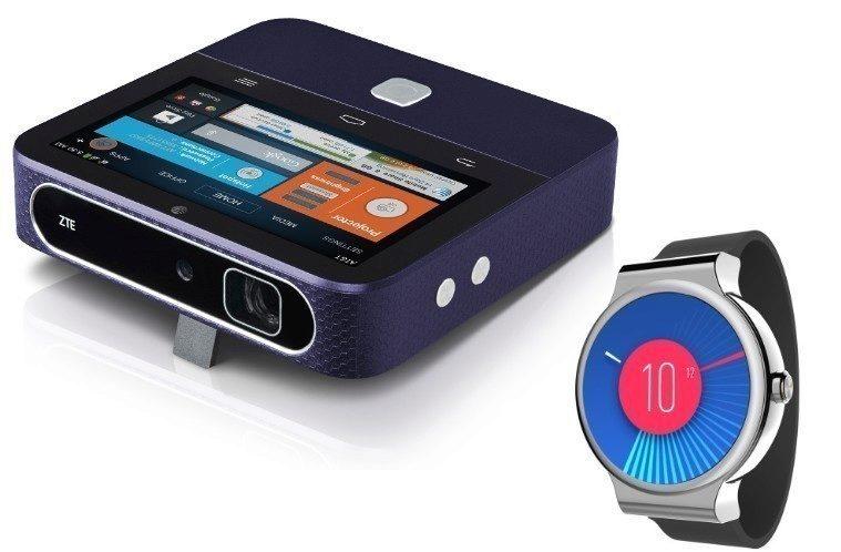 ZTE axon smartwatch watch