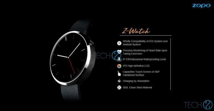 Zopo-Z-Watch-specifikace 2