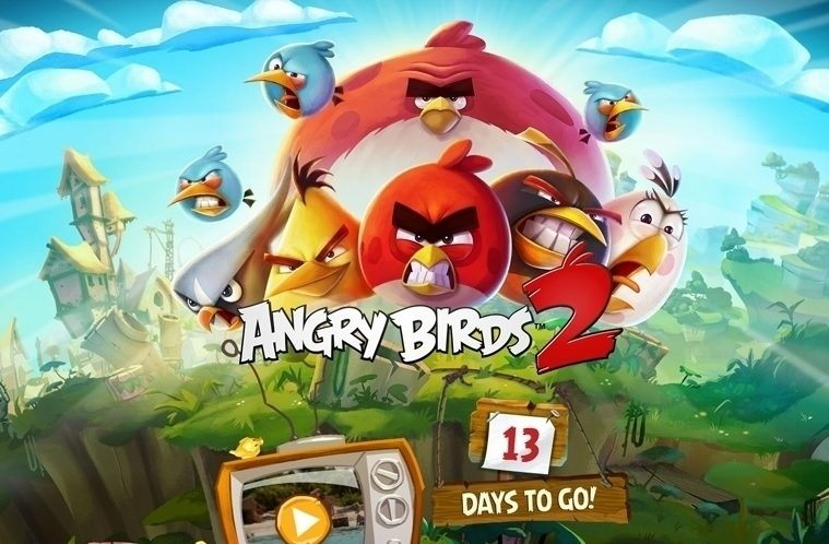Angry Birds 2 se blíží
