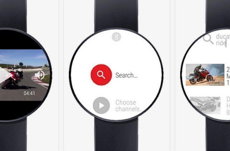 chytré hodinky youtube