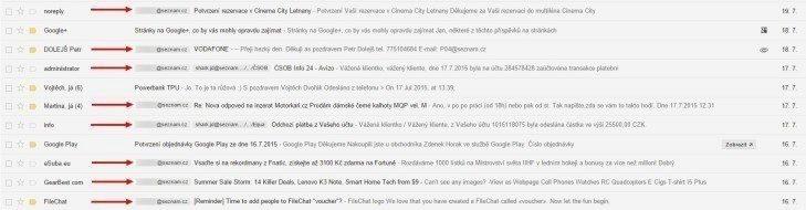 e-mail GMail v jednom 4