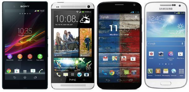 S aktuálními modely dostanete aktualizace Androidu nejdříve