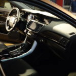 Honda Accord 2016: první se systémem Android Auto