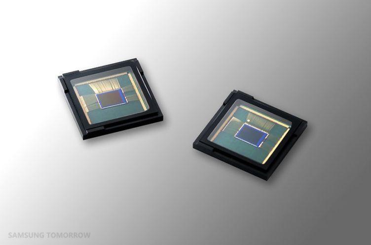 samsung nový senzor