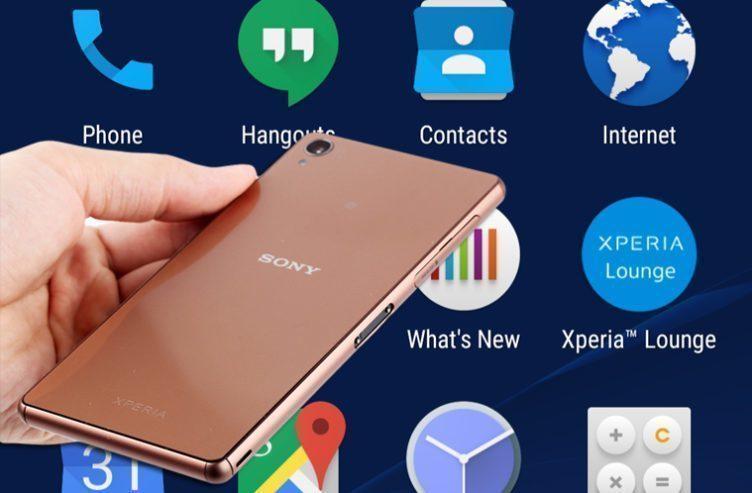 Grafické prostředí Sony se více přiblíží čistému Androidu