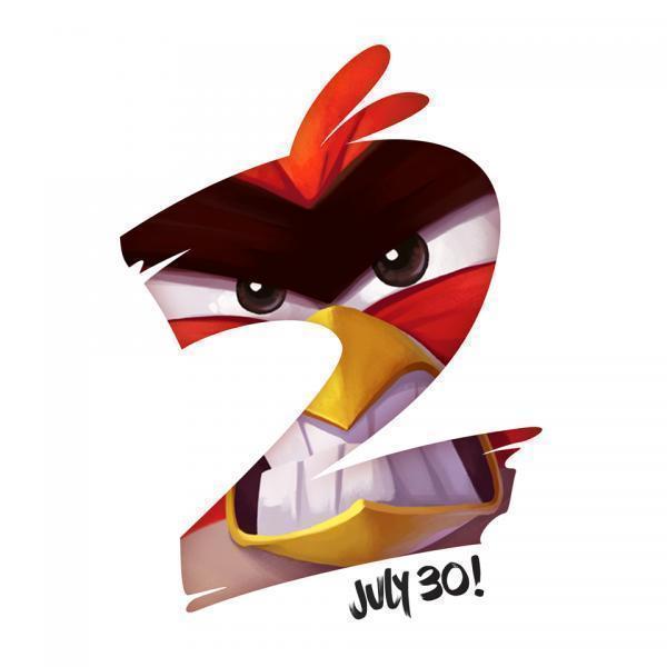 Angry Birds 2 přijdou 30. července, hlásí Rovio
