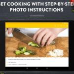 Videa s vysvětlením základních tipů a triků v kuchyni