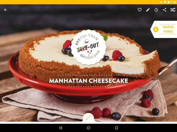 Aplikace Kitchen Stories