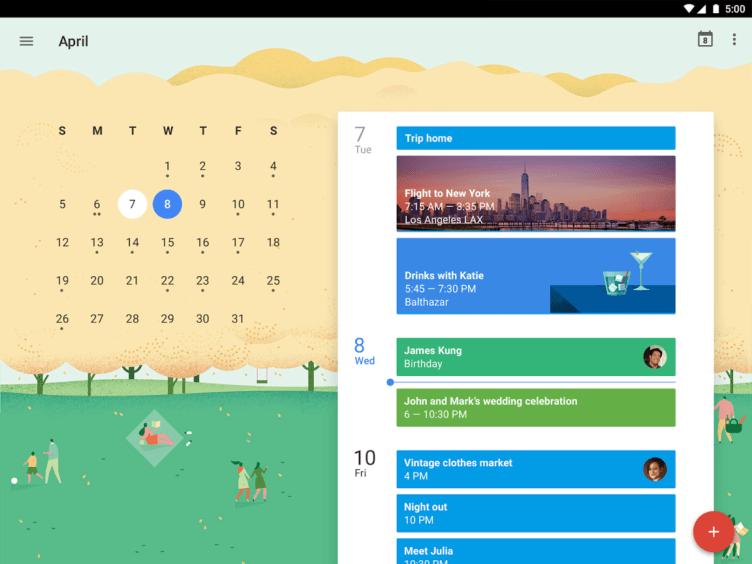 Sedm vychytaných tipů a triků pro Kalendář Google