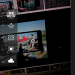 Nové prostředí Sony: aplikace Fotoaparát