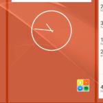 Nové prostředí Sony: domovská obrazovka