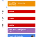 Kalendář Google