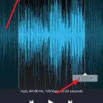 Vyberte požadovanou pasáž písně
