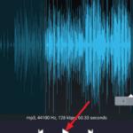 Stiskem tlačítkem pro přehrání si můžete poslechnout zvolený úryvek