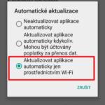 Jen přes Wi-Fi