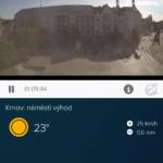 Pohled skrze webové kamery