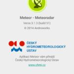 Meteor (Počasí) » Meteoradar