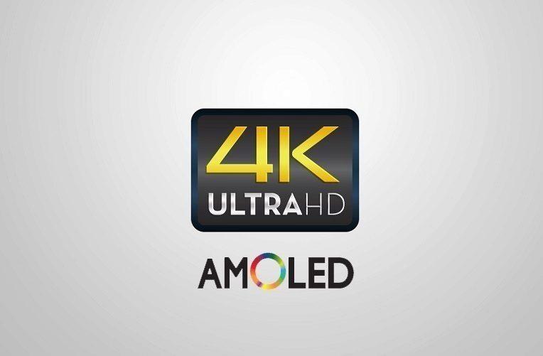 4K AMOLED