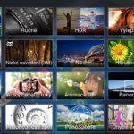 Asus Zenfone 2 – fotoaparát, režimy