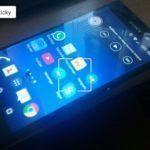 Asus Zenfone 2 – fotoaparát, základní obrazovka