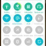 Asus Zenfone 2 – notifikační lišta, ovládací prvky