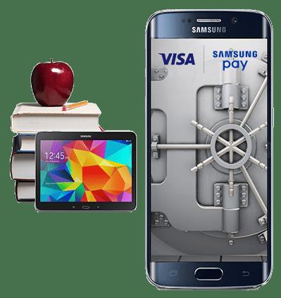 Visa a Samsung spojují své síly