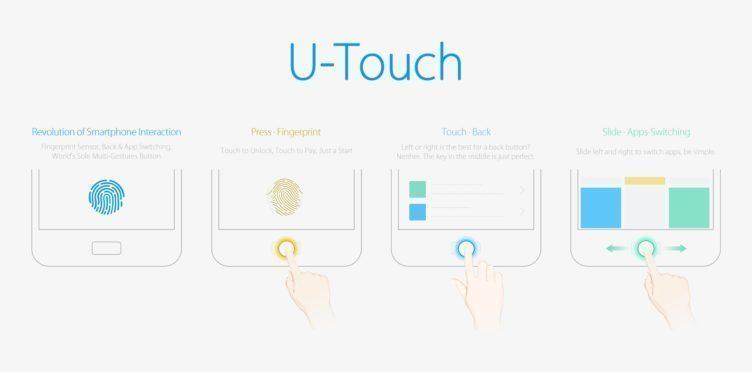 ZUK Z1 U touch