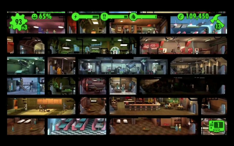 Room Design Games Fallout Shelter Postapokalyptick 253 Svět Konečně Tak 233 Pro