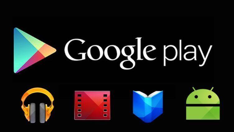 Obchod Play nabízí aplikace, filmy, knihy a hudbu