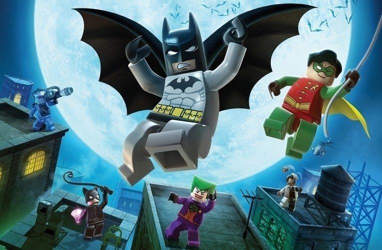 lego batman hlavni android hry