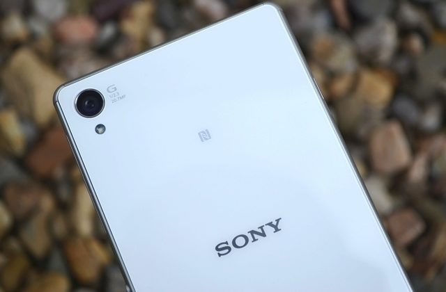 sony xperia z3 android 5.1 hlavni