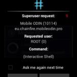 Aplikace SuperSU
