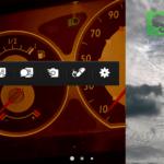 Takto vypadá přecházení mezi obrazovkami