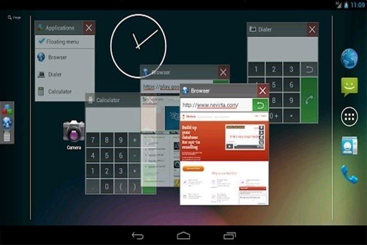 Více aplikací na jedné obrazovce asi nebude nativně podporovat ani Marshmallow